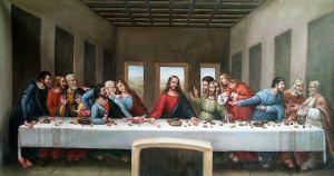 Ada 13 kan tapi gambar Judas yang mana ya