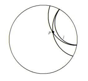 aksioma Fairplay pada Geometri hiperbola