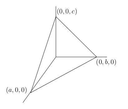 limas segitiga susdut siku-siku