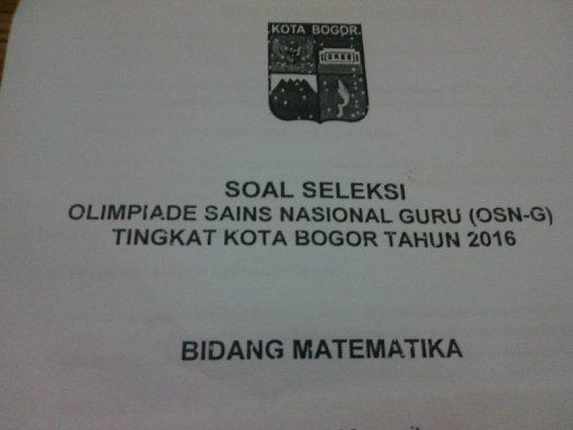 OSNG Bogor