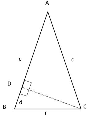 Lemma segitiga sama kaki